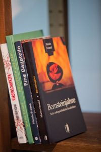 Roman und Erzählung von Ihrem Autor Martin Freund